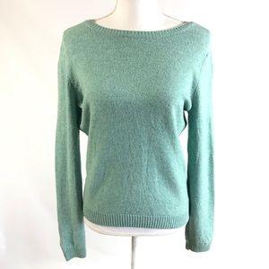 Pendleton Womens S Lambs Wool Sweater Crew Neck